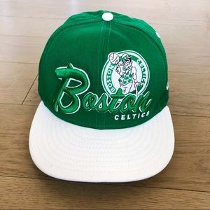 NBA Hardwood Classics Boston Celtics SnapBack Hat